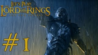 Let's Play Lord of the Rings: The Two Towers Ep. 1