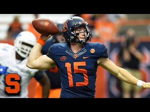 syracuse-qb-eric-dungey-shares-emotion-of-rex-culpepper-cancer-recovery