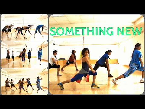 Zumba® Cool Down Routine by Vijaya | Something New (Zumba Glutes)