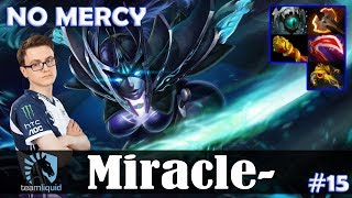 Miracle - Phantom Assassin Safelane | NO MERCY | with Puppey (Centaur) | Dota 2 Pro MMR Gameplay #15