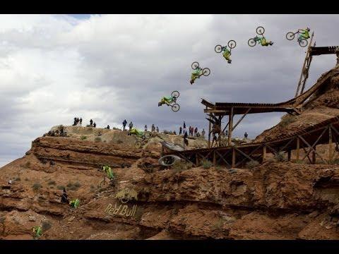 Biggest Mountain Bike Backflip In History Youtube