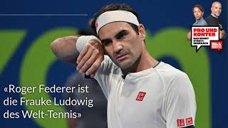 «Federer ist die Frauke Ludowig des Welt-Tennis» | Pro und Konter | Blick Podcast