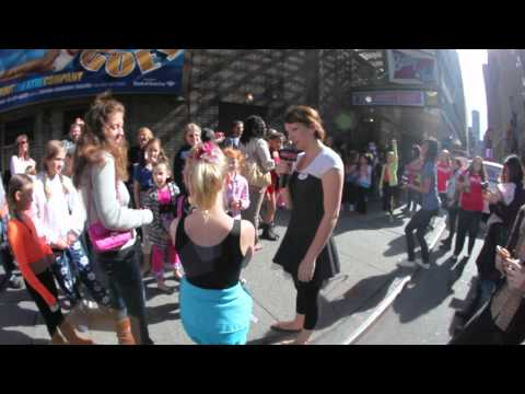 Billy Elliot Ballet Girl Open Auditions 2011