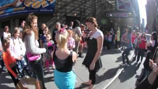 Billy Elliot Ballet Girl Open Auditions 2011