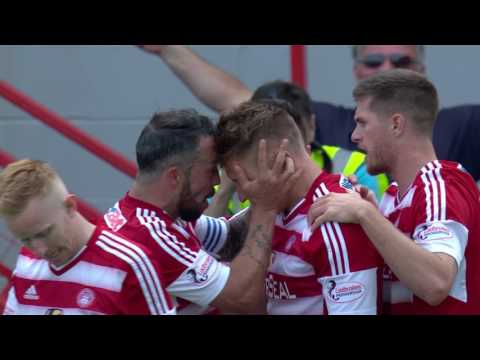 Accies maintain Premiership status with Play-off Final win