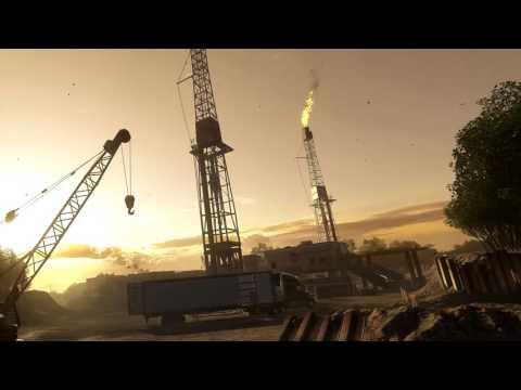 Battlefield Hardline - Everglades Loading Theme