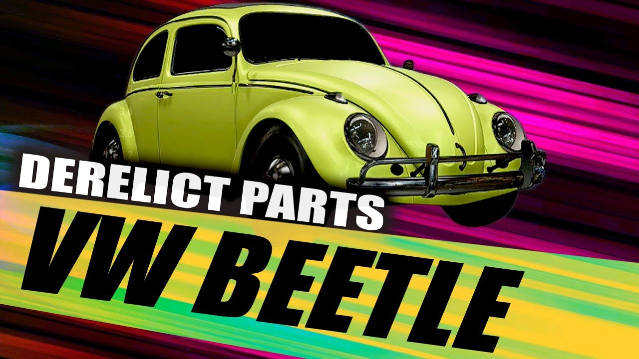 Volkswagon Beetle Derelict Part Locations Need For Speed Payback