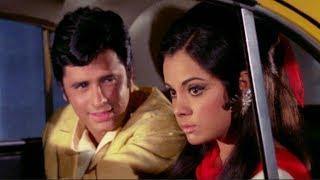Sanjay Khan Flirts with Mumtaz - Bollywood Movie Scene   Dharkan