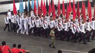 NDP 2016 CR1 March past