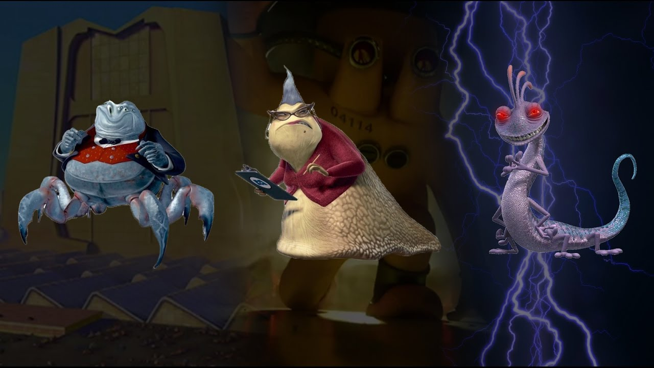 the many mysteries of monsters inc solved roz part 1 revised