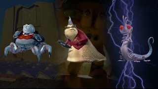 The Many Mysteries of Monsters Inc SOLVED! (Roz: Part 1) [REVISED THEORY]