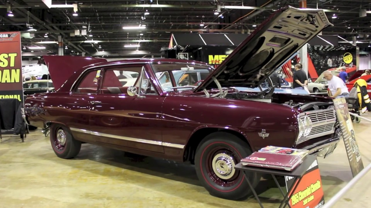 Muscle Car And Corvette Nationals Car Show Chicago Illinois 2015