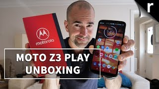 Moto Z3 Play | Unboxing and Full Tour