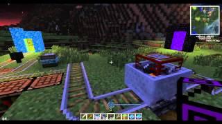 Minecraft: Technic Pack+Magic World напоминание =)