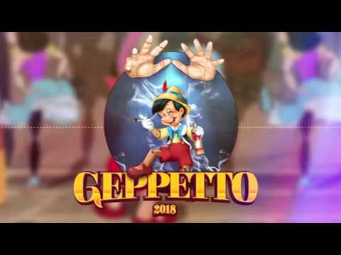 Simfro ft. Benjamin Sefring - Geppetto 2018