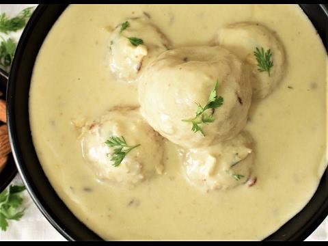 Restaurant Style Malai Kofta - Malai- Malai Kofta Recipe - How To Make Malai Kofta At Home In Hindi