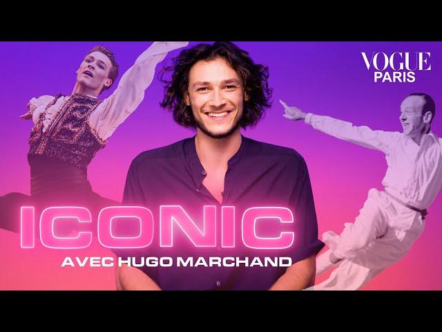 Hugo Marchand dévoile ses icônes : de Rudolf Noureev à Fanny Ardant | ICONIC | Vogue Paris