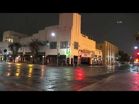 Downtown Pomona Is A Ghost Town  STAY AT HOME / Pomona  3.20.20