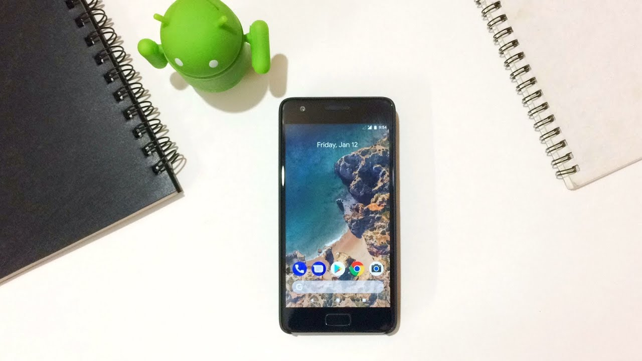 Android Oreo 8.1.0 for Z2 Plus | Pixel Experience