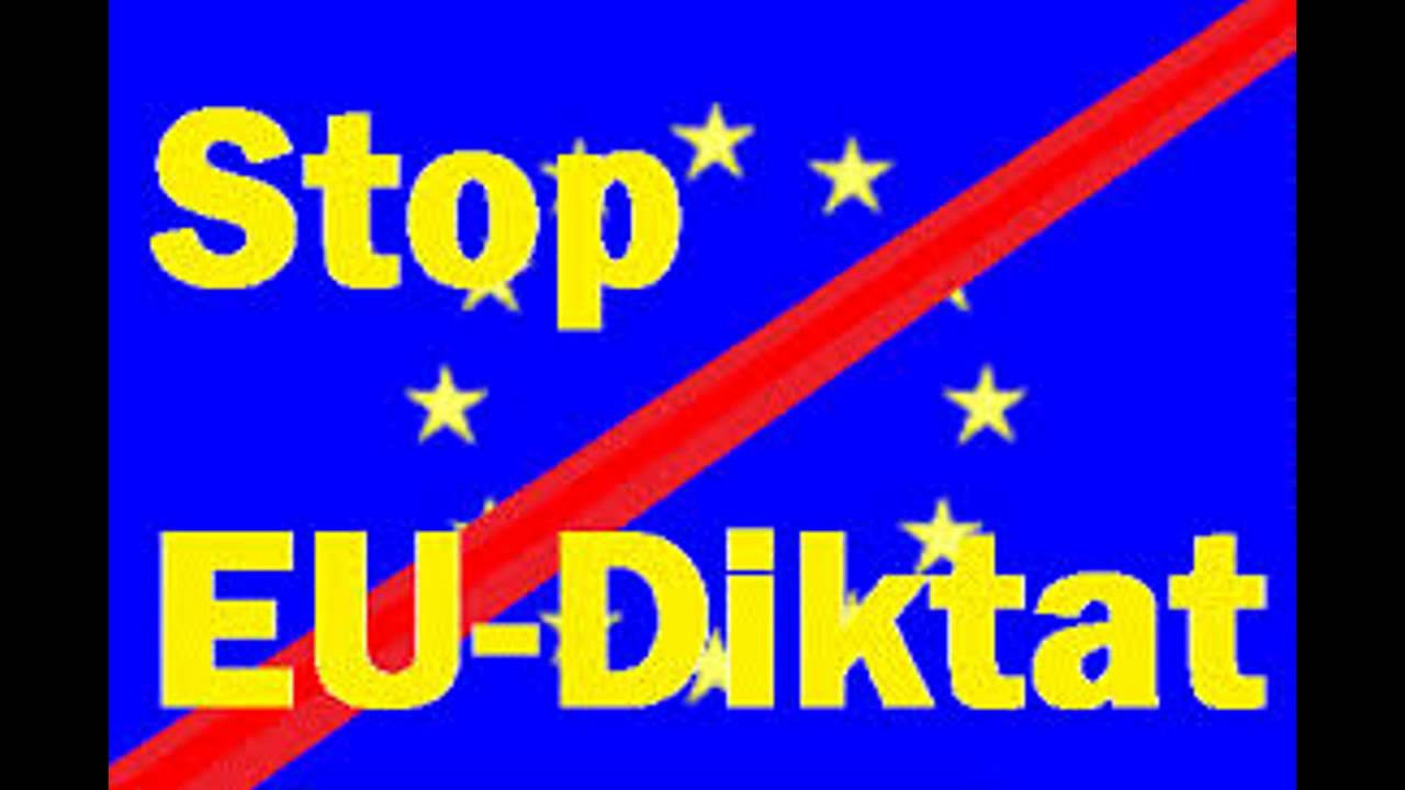 Image result for stop eu dictat
