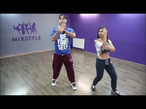 Видеоурок хип хоп для девушек для начинающих