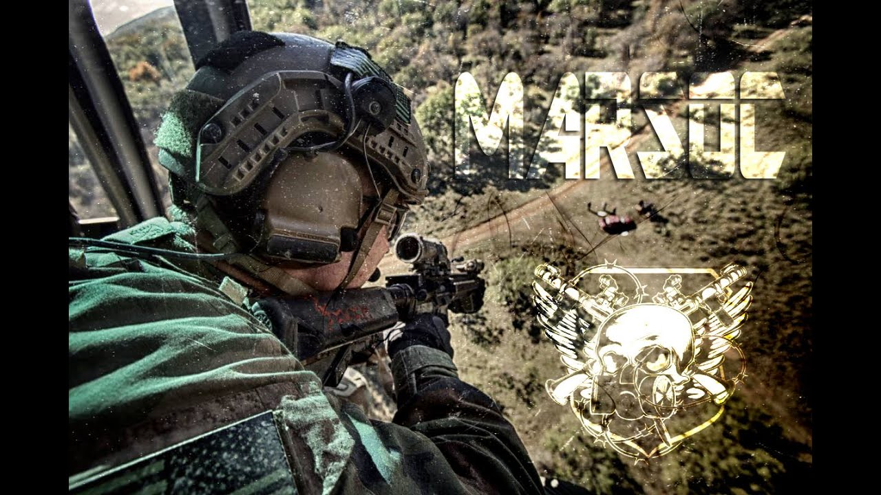 MARSOC | 2015 | Today Will be Different - YouTube