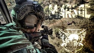 MARSOC   2015   Today Will be Different