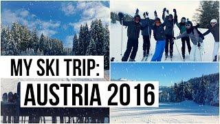 AUSTRIA SKI TRIP AFTERMOVIE
