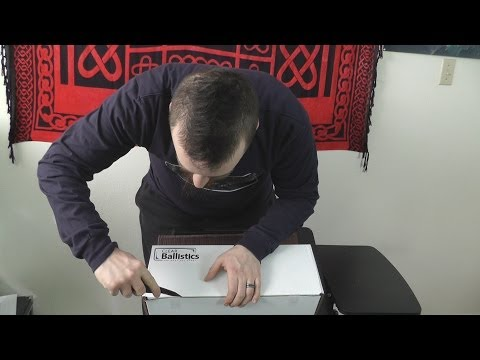 Unboxing Clear Ballistics gel (thanks to Patreon funding)