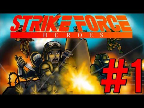 SPOKOJNIE PANIE DOKTORKU!  Strike Force Heroes 1