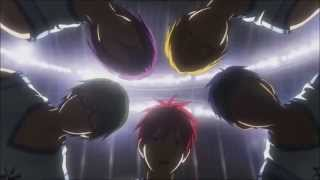 Repeat youtube video Kuroko no Basket Season 3 Opening 2 - ZERO - Kenshō Ono