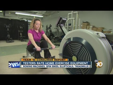 Consumer Reports Tests Home Exercise Equipment