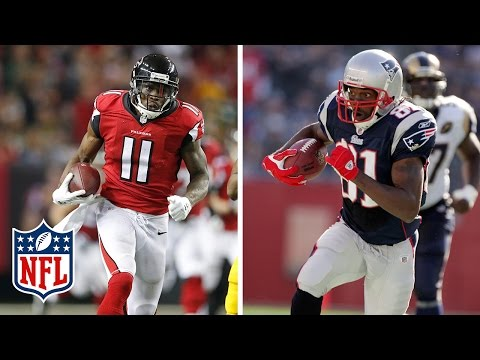 Julio Jones or Randy Moss: Who is the Better Receiver? | NFL Network | Good Morning Football