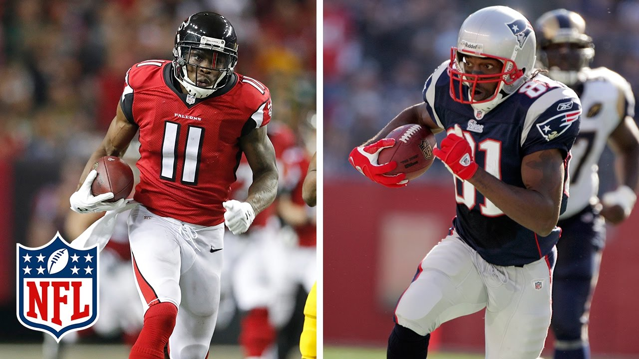 Julio Jones Or Randy Moss Who Is The Better Receiver Nfl Network Good Morning Football Youtube