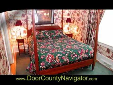 Door County Lodging - White Gull Inn, Fish Creek - Visual Review