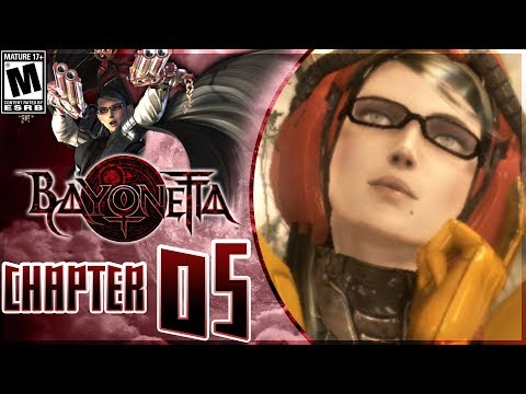 Bayonetta: Chapter 5 - The Lost Holy Grounds   Walkthrough on Nintendo Switch!
