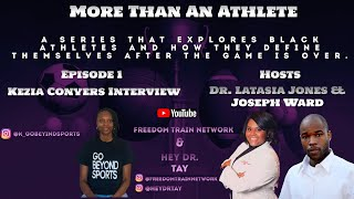 More Than An Athlete Episode 1