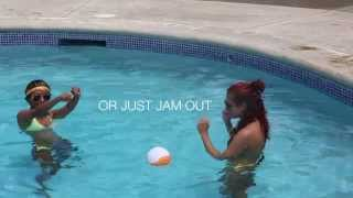 Pool Speaker Ball by IVATION