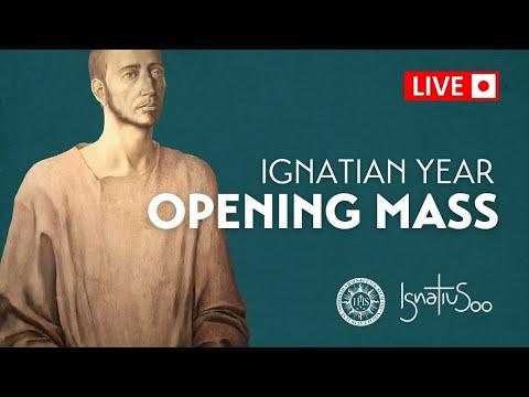 Ignatian Year Opening Mass (English)