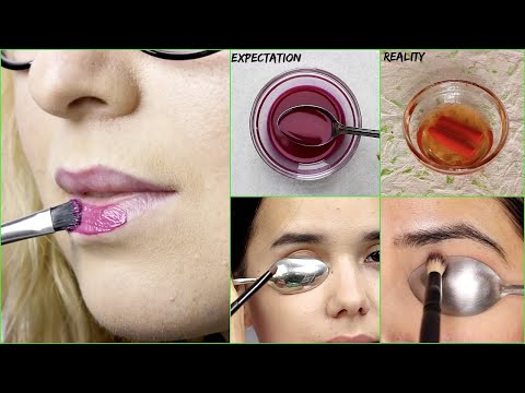 🧐Testing Out Viral Makeup Hacks By 5 Minute Crafts Does it Really Works!!🤔 #beauty#makeup#hacks thumbnail