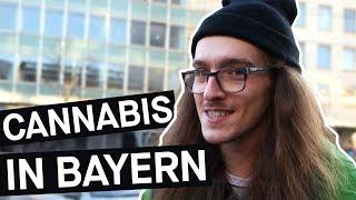 Haben es Kiffer in Bayern besonders schwer? || PULS Reportage