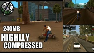 Download How To Download Gta San Andreas Only 16mb Apk Obb