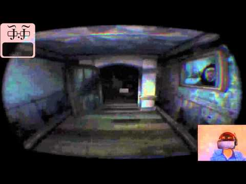 [Oculus Rift Dk2][Horror] Affected Part1 The Manor |