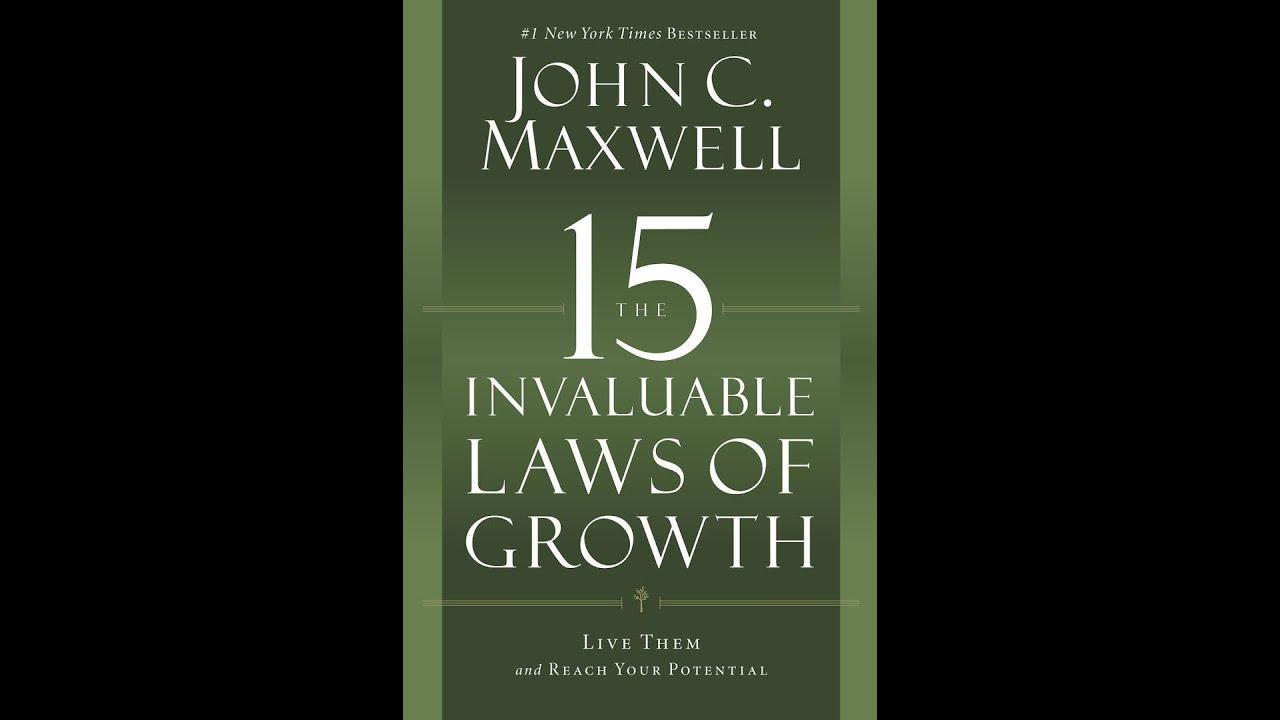 Today Matters John Maxwell Pdf