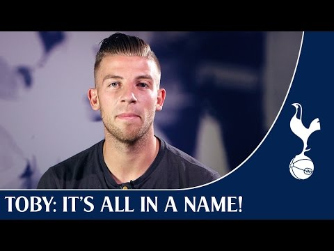 Toby: It's All In a Name!