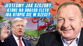 Sojusz Polski z USA? Amerykanie mogą nas sprzedać Rosji, tak jak to uczynili w 1945 roku w Jałcie