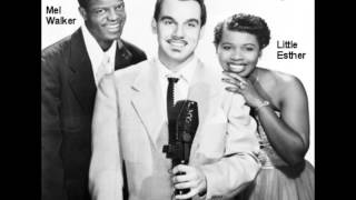 Johnny Otis Quintette and Little Esther-Double Crossing Blues