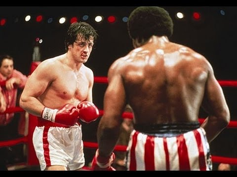 Fight Night Round 4: Rocky Balboa vs Apollo Creed (Rocky)