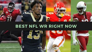 BEST NFL WR RIGHT NOW?
