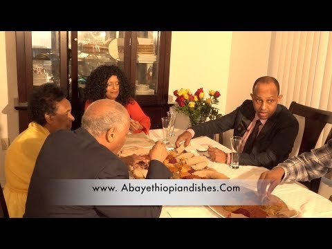 Abay Ethiopian Dishes Delivery   ## Berhan TV